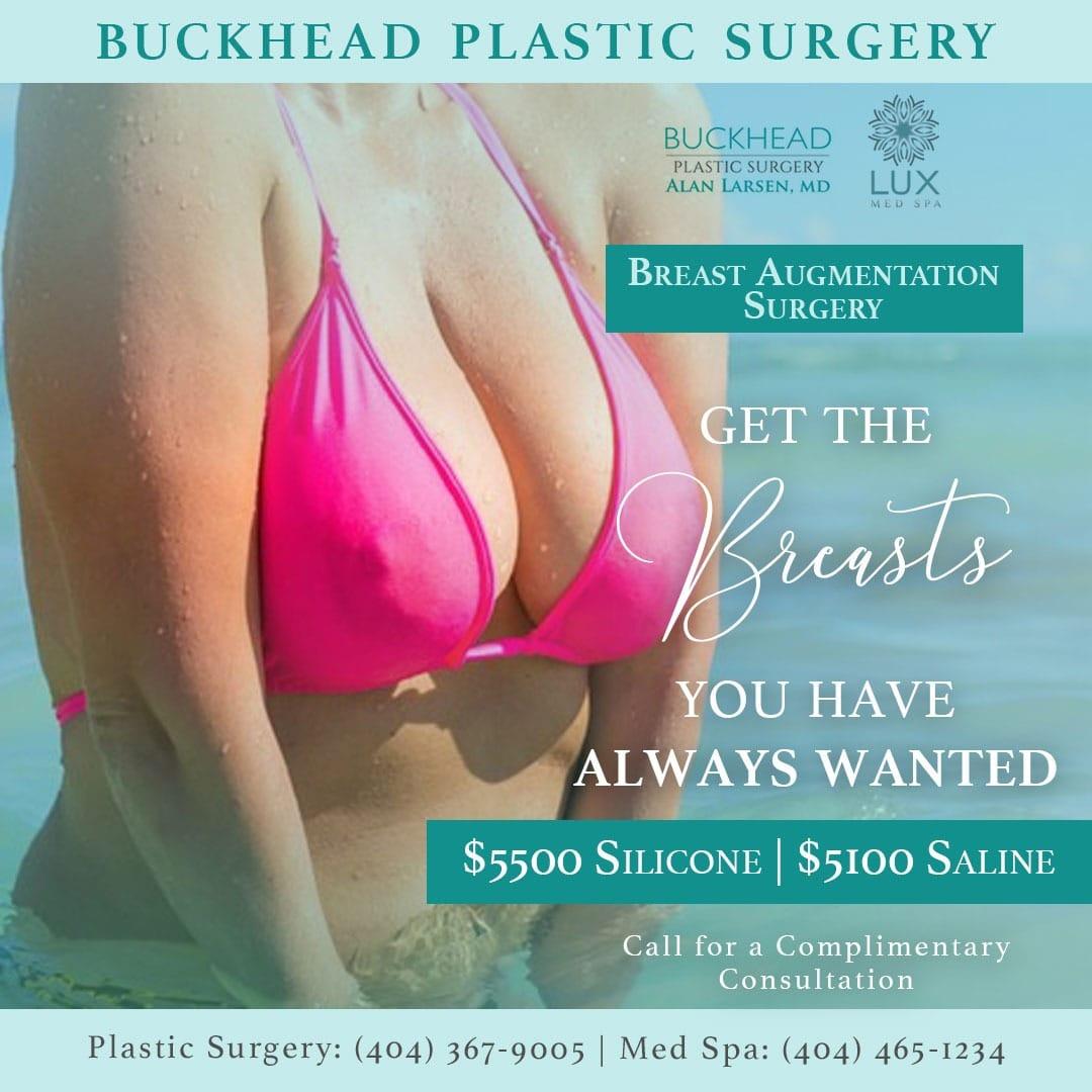Specials & Events | Buckhead Plastic Surgery - Northeast Atlanta | Buckhead Plastic Surgery Events