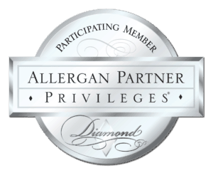 Allergan Partner Privileges Badge | Buckhead Plastic Surgery in Atlanta, GA Botox Cosmetic