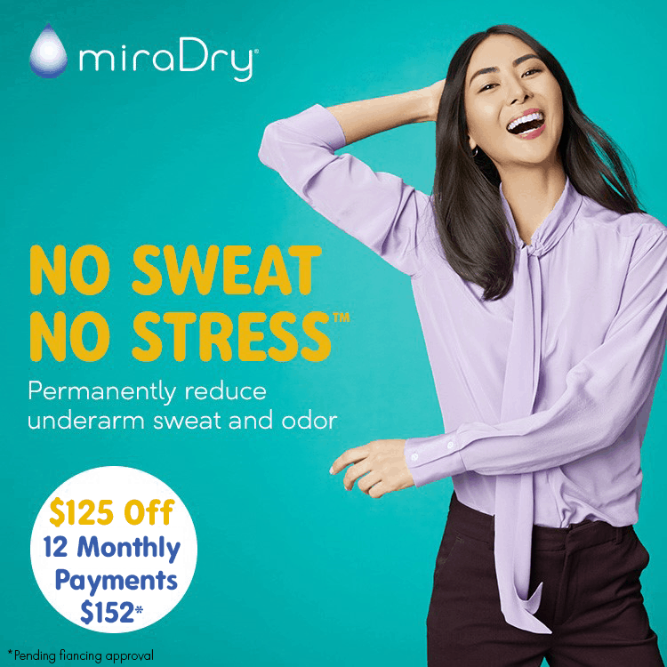 miraDry $125 Off Offer