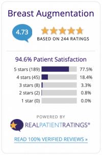 Dr Larsen 5 star Breast Surgery review in Atlanta Buckhead Plastic Surgery