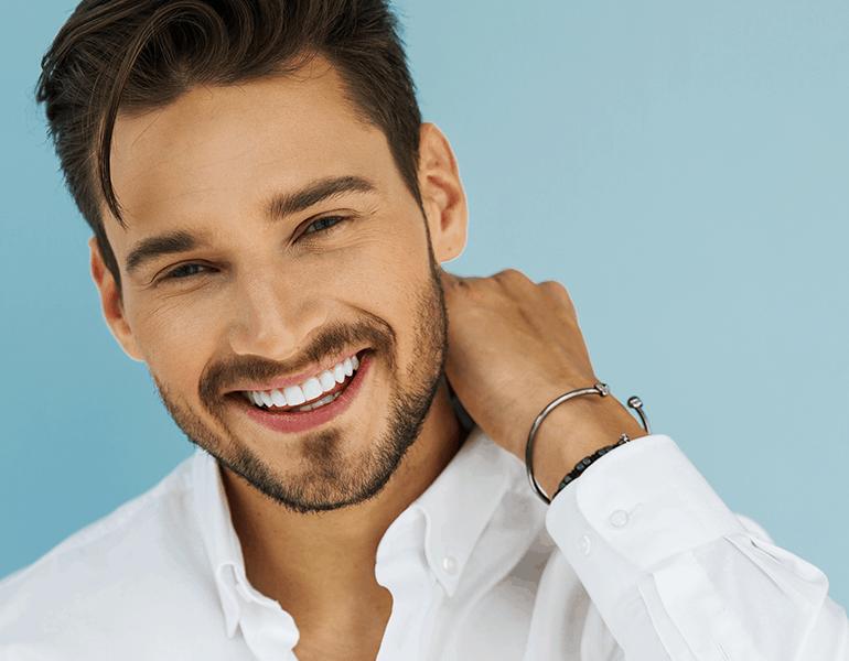 BEST MEN'S Chin Augmentation LIFT IN ATLANTA
